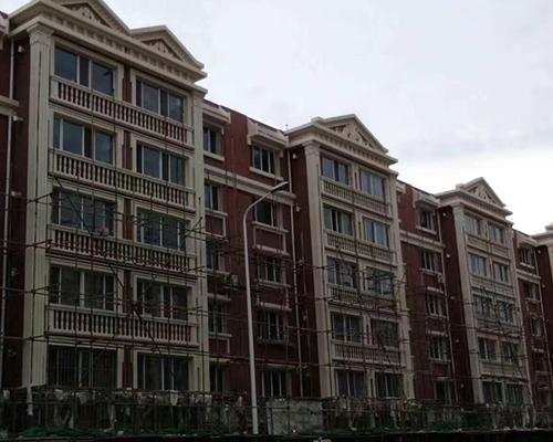 呼和浩特市旧城改造